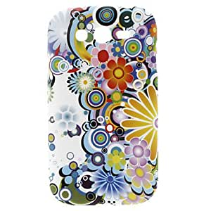 hao Petal Pattern Hard Case for Samsung Galaxy Grand DUOS I9082