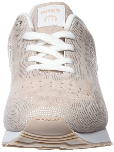 Silver Sakuma Softy Femme de Rose Nudeprint Fitness MTNG Point Chaussures Bx7d4zz