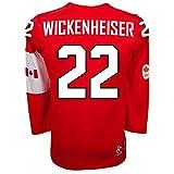 Hayley Wickenheiser 2014 Team Canada Sochi Olympics Hockey Jersey IIHF