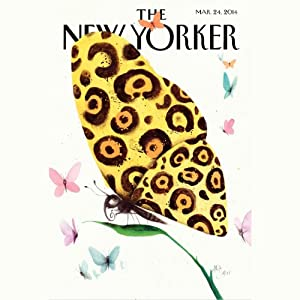 The New Yorker, March 24th 2014 (Kelefa Sanneh, Anthony Lane, Nick Paumgarten) Periodical
