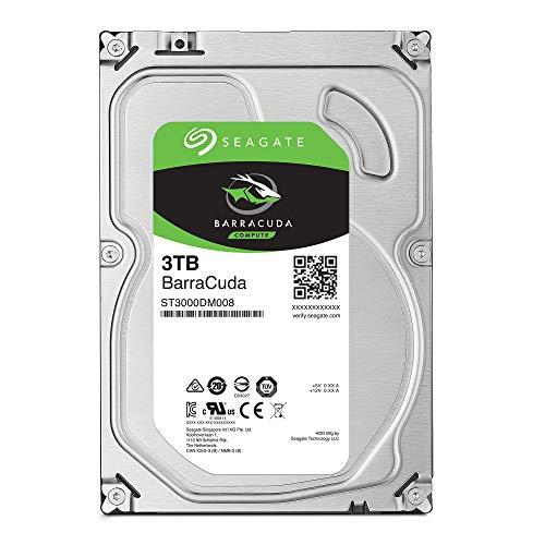 Build My PC, PC Builder, Seagate ST3000DM008