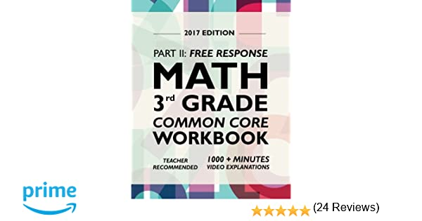 Math Worksheets 3rd grade free math worksheets : Argo Brothers Math Workbook, Grade 3: Common Core Free Response ...