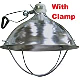 DELUXE WITH CLAMP BROODER LAMP FIXTURE FOR CHICKEN COOP HEN HOUSE CHICK WARMER HEAT LIGHT