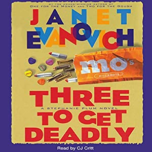 Three to Get Deadly Hörbuch