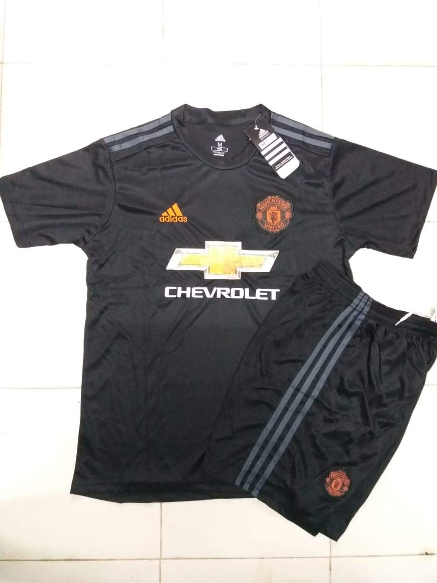 tech2sports manchester united third kit 2019 20 medium amazon in sports fitness outdoors tech2sports manchester united third kit