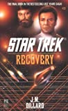 Front cover for the book Recovery by J. M. Dillard