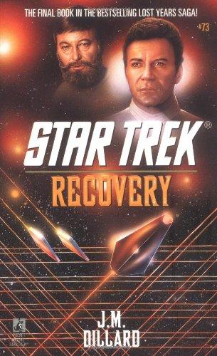 Recovery (Star Trek, Book 73)