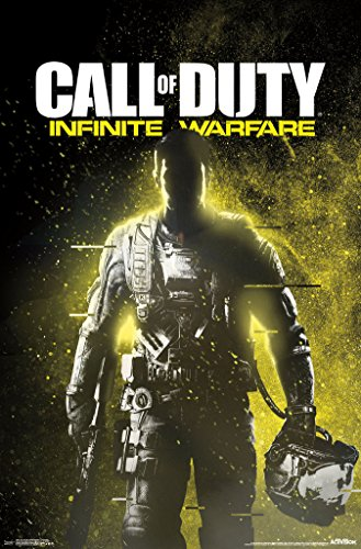 Trends International Call of Duty Infinite Warfare Secondary Video Gaming Poster 22x34 inch