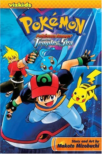 Read Online Pokémon: Ranger and the Temple of the Sea (Pokemon) PDF