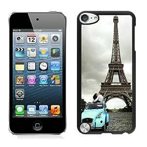 Eiffel Tower Paris iPod Touch 5 Case Black Cover