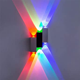 Wall Lights Indoor Up Down Wall Lamp 6W