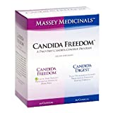 Candida Freedom Kit 2 Part Program