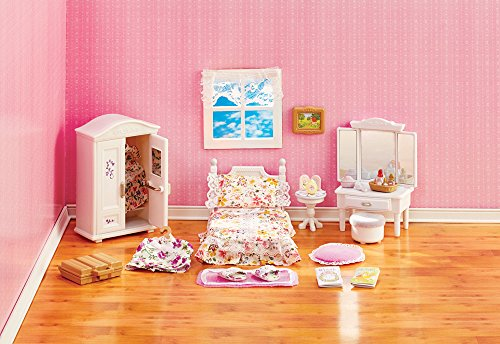 Amazon.com: Calico Critters Girl\'s Bedroom Set: Toys & Games