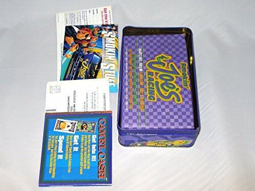 Smokin/' Joe/'s racing tin with matches 1994