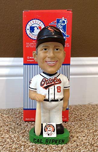 - Cal Ripken Baltimore Orioles 2001 Commemorative 20 Years of Baseball 1981-2001 Limited Edition Bobblehead