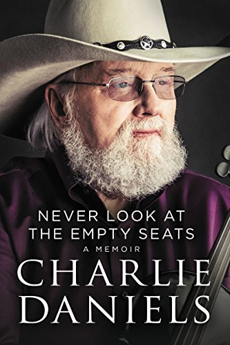 Never Look at the Empty Seats: A Memoir cover