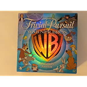 Warner Brothers Trivial Pursuit - Family Edition by Warner Bros.