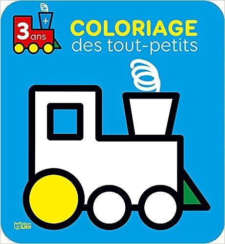 Coloriage Des Tout Petits Le Train 3 Ans Pdf Télécharger