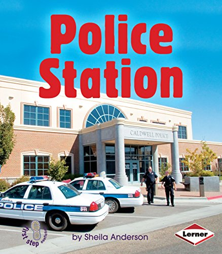 Police Station (First Step Nonfiction)
