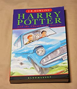 vignette de 'Harry Potter (anglais) n° 2<br /> Harry Potter and the Chamber of secrets (Joanne Kathleen Rowling)'