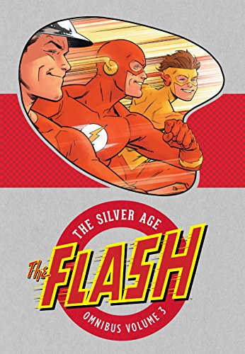 The Flash: The Silver Age Omnibus Vol. 3 (Top 10 Best Intelligence Agencies)