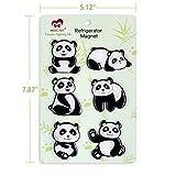 Refrigerator Magnets, Panda Magnets Strong Fridge