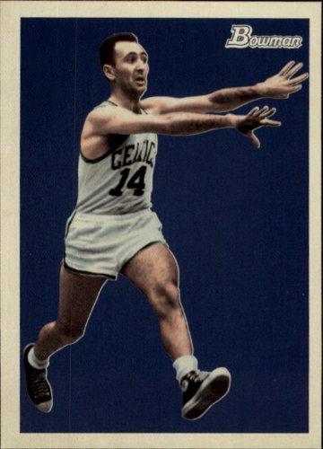 - 2009 Bowman 48 Basketball Card (2009-10) #83 Bob Cousy