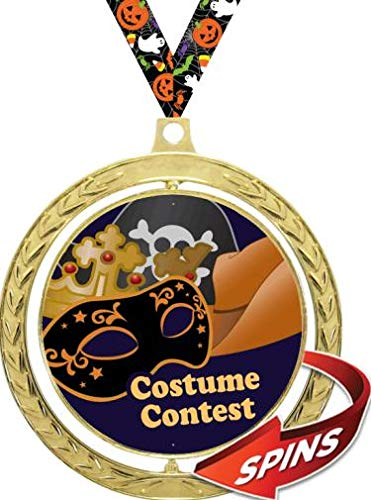 Halloween Medals - 2.5