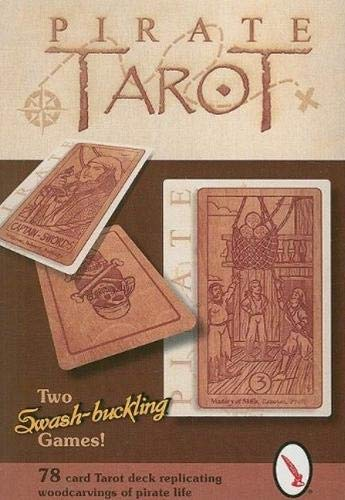 Pirate Tarot!: Two Fortune Telling Games (with - Tarot Telling Fortune