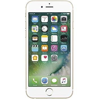 Amazon com: Apple iPhone 6S, GSM Unlocked, 64GB - Rose Gold