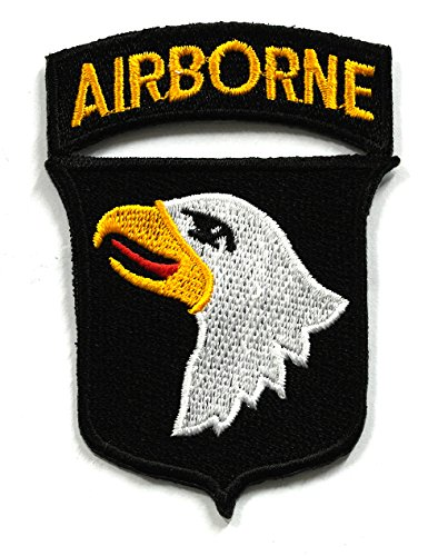 AIRBORNE01 AIRBORNE Applique Embroidered American product image