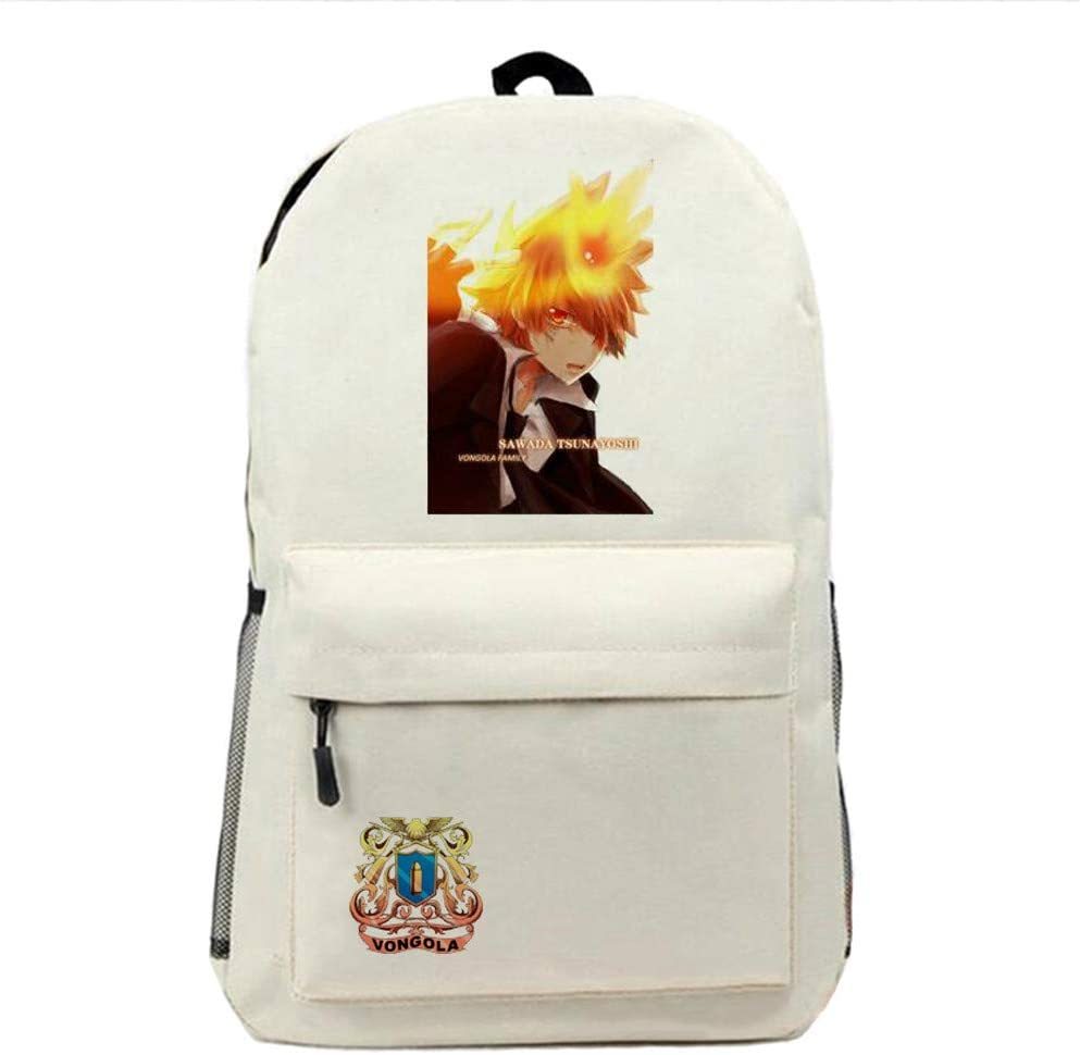 Gumstyle Hitman Reborn Anime Cosplay Handbag Messenger Bag Shoulder School Bags