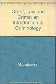 an introduction to crime and criminology pdf