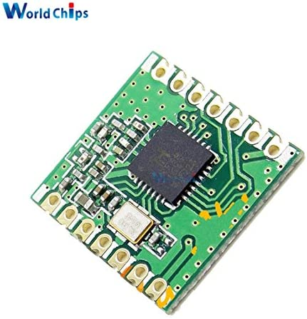 Ponis-Limos RFM69CW HopeRF 868Mhz Wireless Transceiver with RFM12B compatible Footprint Factory in Stock