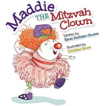 Maddie the Mitzvah Clown