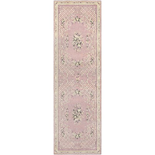 "Artistic Weavers MDL-6178 Madeline Gianna Rug, Pink, 2'6"" x 8' from Artistic Weavers"