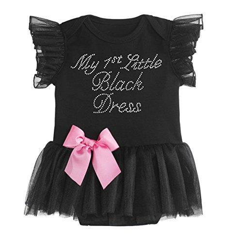 Ganz My 1st Little Black Dress (0-6 (My Little Dress Shop)