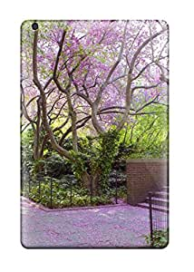 Tough Ipad VEo2339qhBX Cases Covers/ Cases For Ipad Mini(central Park Spring)