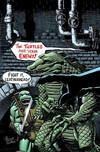 Amazon.com: Teenage Mutant Ninja Turtles: Urban Legends #18 ...