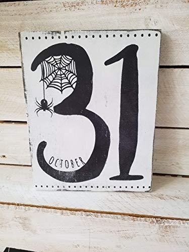 OCTOBER 31ST HALLOWEEN | HAPPY HALLOWEEN | SPOOKY HALLOWEEN DECORATION -