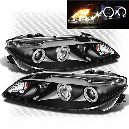 06 mazda 6 halo headlights - 3
