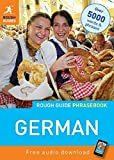 Rough Guide German Phrasebook (Rough Guides Phrasebooks)
