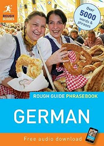 Rough Guide German Phrasebook (Rough Guides Phrasebooks)...