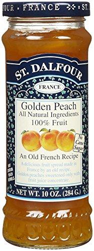 St. Dalfour Conserves - Golden Peach - 10 OZ