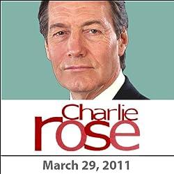 Charlie Rose: John McCain, Jack Reed, Julianna Goldman, Doyle McManus, and Howard Schultz, March 29, 2011