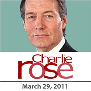 Charlie Rose: John McCain, Jack Reed, Julianna Goldman, Doyle McManus, and Howard Schultz, March 29, 2011 Radio/TV Program