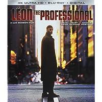 Leon: The Professional 4K Ultra HD Blu-ray (1994)