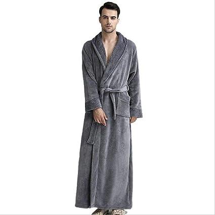 HNLZGL Pijamas para el hogar, Ropa de Dormir cálida de Manga ...