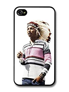 Pharrell Native Indian Portrait For Apple Iphone 5C Case Cover