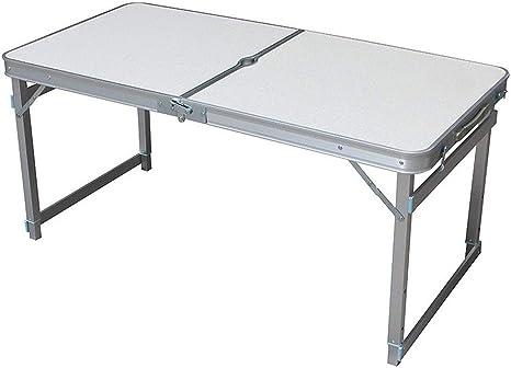 Mesa compacta Centro de Mesa portátil al Aire Libre, mesas ...